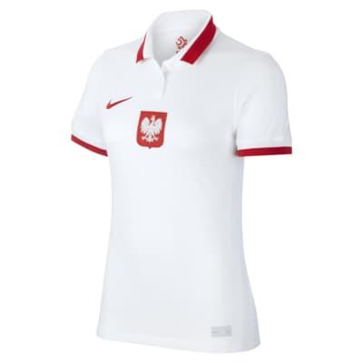 Женское футбольное джерси из домашней формы сборной Польши 2020 Stadium