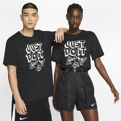 Nike Dri-FIT Just Do It Basketball T-Shirt