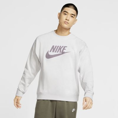 Nike Sportswear 男款貼身圓領上衣
