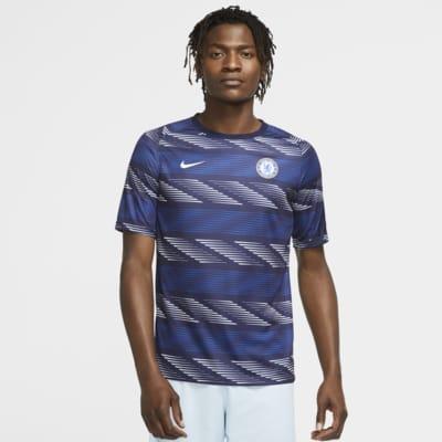 Męska koszulka piłkarska z krótkim rękawem Chelsea FC