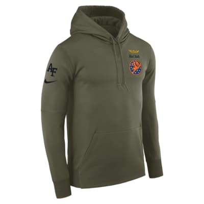 Nike College Therma (Air Force) Men's Pullover Hoodie