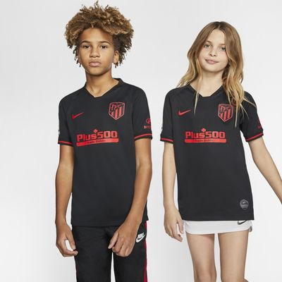 Atlético de Madrid 2019/20 Stadium Away Older Kids' Football Shirt