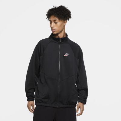 Nike Sportswear Heritage Windrunner-polystrikjakke til mænd