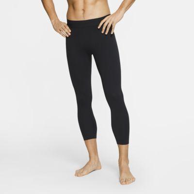Legging Infinalon 3/4 Nike Yoga pour Homme