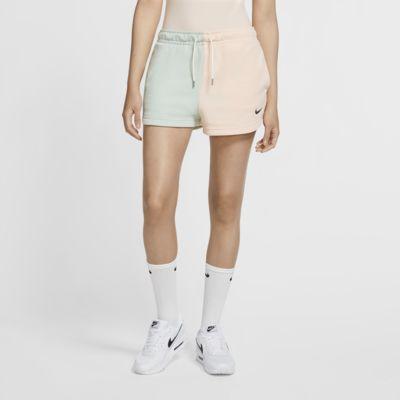 Nike Sportswear Swoosh Fransız Havlu Kumaşı Kadın Şortu