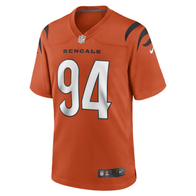 NFL Cincinnati Bengals (Sam Hubbard) Men's Game Football Jersey