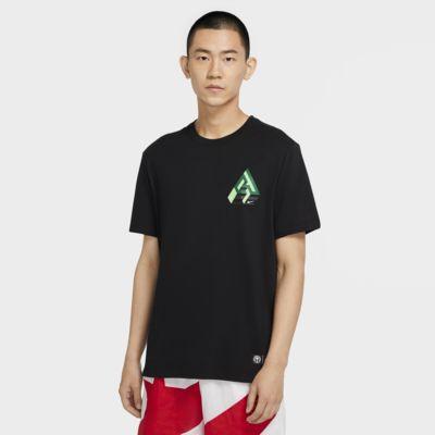 Nike Dri-FIT Giannis Logo Naija Camiseta de baloncesto - Hombre