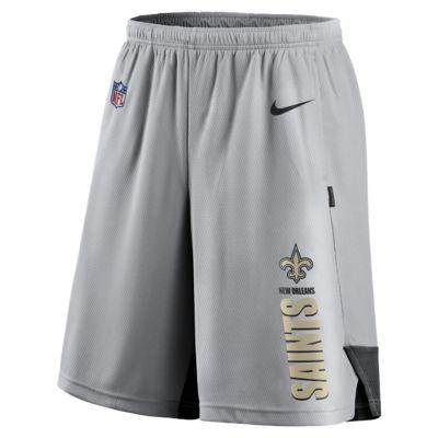 Nike Breathe Knit Player (NFL New Orleans Saints) Men's Shorts