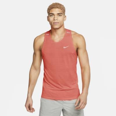 Nike Techknit Ultra Camiseta de tirantes de running - Hombre