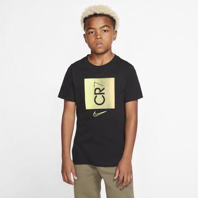 Tee shirt Nike Dri FIT CR7 pour Enfant plus âgé