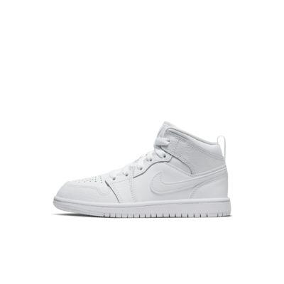 Jordan 1 Mid Younger Kids' Shoe. Nike GB