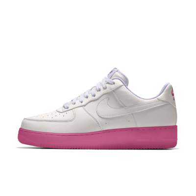 Chaussure personnalisable Nike Air Force 1 Low By You pour Femme ...