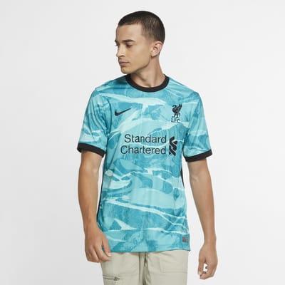 Maglia da calcio Liverpool FC 2020/21 Stadium da uomo - Away