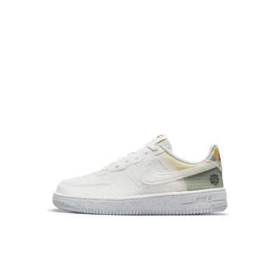 Nike Force 1 Crater Younger Kids' Shoes