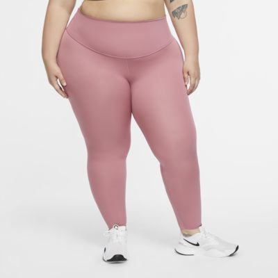 Nike One Luxe Women's Mid-Rise 7/8 Tights (Plus Size)