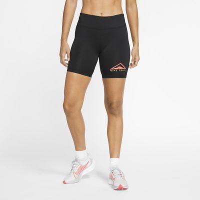 Dámské 18cm běžecké trailové kraťasy Nike Fast