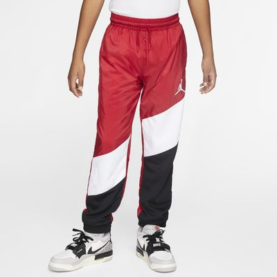 Kalhoty Jordan Wings s manžetami pro větší děti (chlapce)