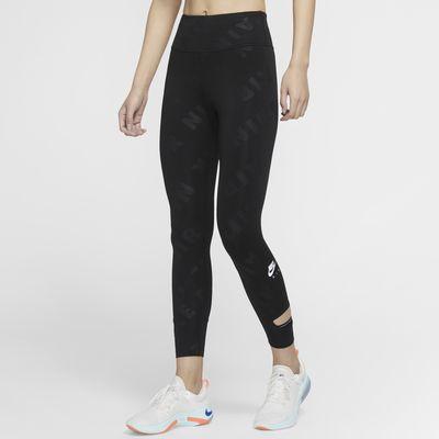 Nike Air 女款九分跑步緊身褲