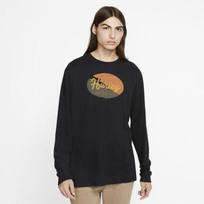 Hurley Lightning Langarm-T-Shirt für Herren