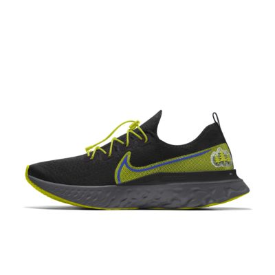 Nike React Infinity Run Flyknit By You Custom Men's Running Shoe
