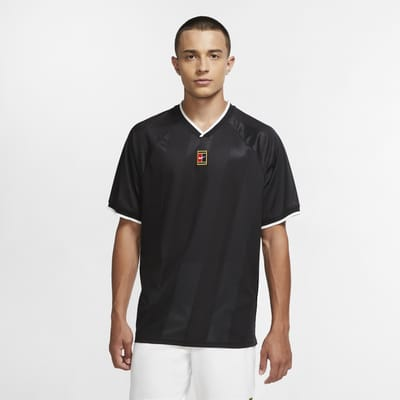 NikeCourt Breathe Slam Herren-Tennisoberteil