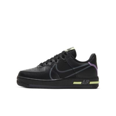 Nike Air Force 1 React Kinderschoen