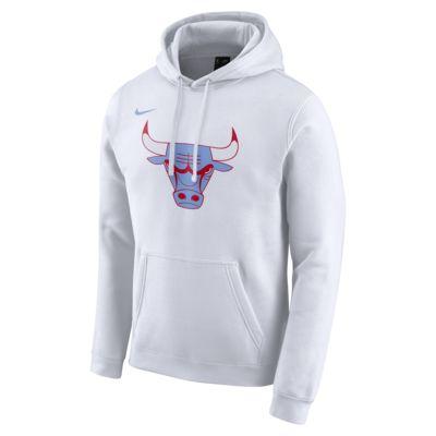 公牛官网_芝加哥公牛队 City Edition Logo Nike NBA 男子连帽衫-耐克(Nike)中国官网