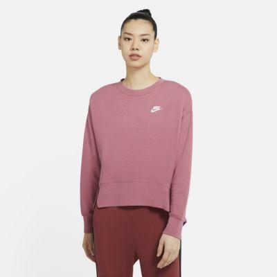 Sudadera De Tejido De Vellon Para Mujer Nike Sportswear Club Nike Com