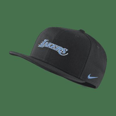 Los Angeles Lakers City Edition Nike Pro NBA Cap