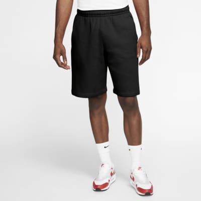กางเกงขาสั้นผ้าฟลีซผู้ชาย Nike Sportswear JDI