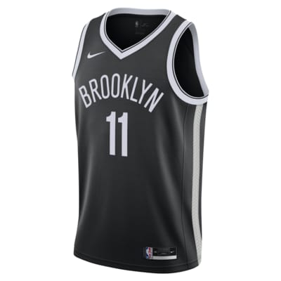 Kyrie Irving Nets Icon Edition 2020 Nike NBA Swingman Jersey