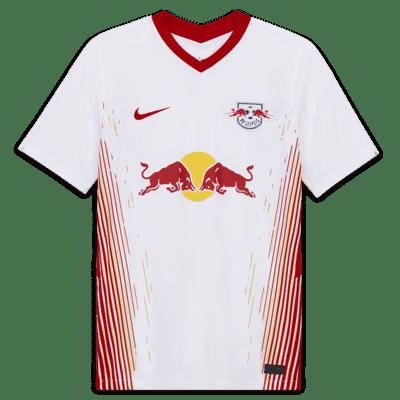 Maglia da calcio RB Leipzig 2020/21 Stadium da uomo - Home