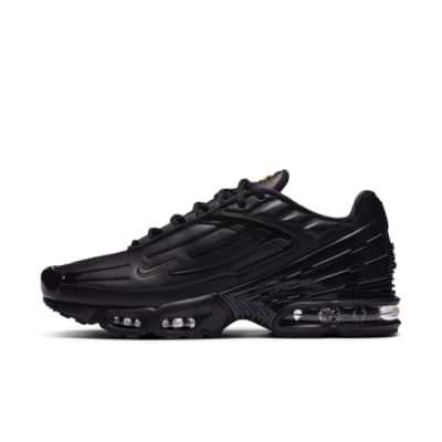 nike air max plus schwarz