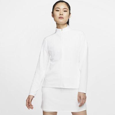 Женская куртка с молнией во всю длину для гольфа Nike Dri-FIT UV Victory