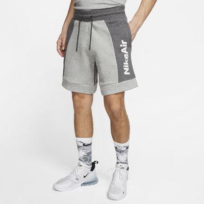 Shorts de vellón para hombre Nike Air