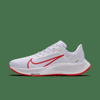 Scarpa da running personalizzabile Nike Air Zoom Pegasus 38 By You - Bianco