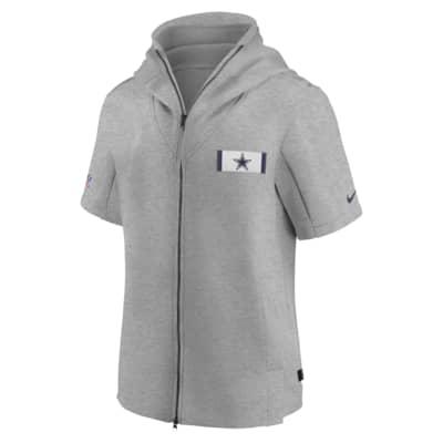 Nike Showout (NFL Cowboys) Men's Short-Sleeve Hoodie