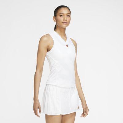 Dámské tenisové tílko NikeCourt Dri-FIT Slam