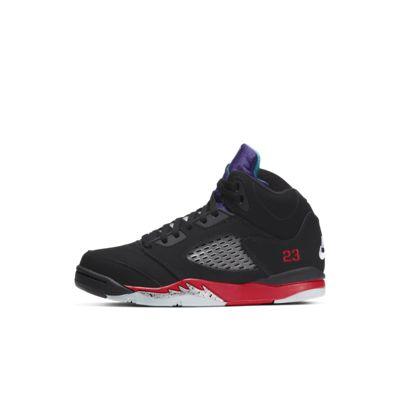 Jordan 5 Retro Younger Kids' Shoe