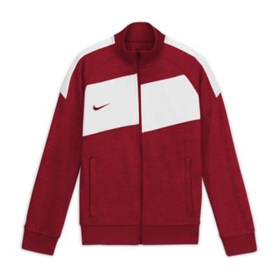 Nike Dri-FIT Academy Jaqueta de xandall de teixit Knit de futbol - Nen/a