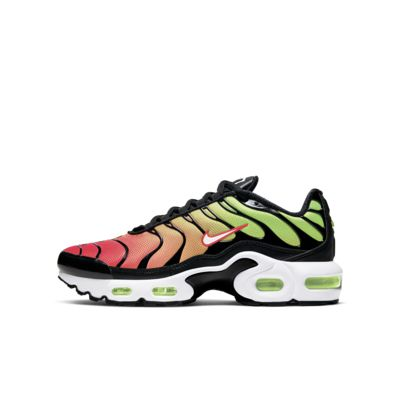 Nike Air Max Plus Big Kids' Shoe