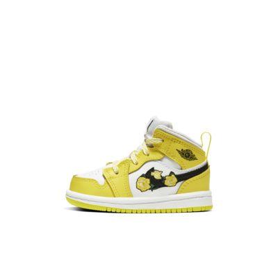 Jordan 1 Mid SE Toddler Shoe (2c-10c)