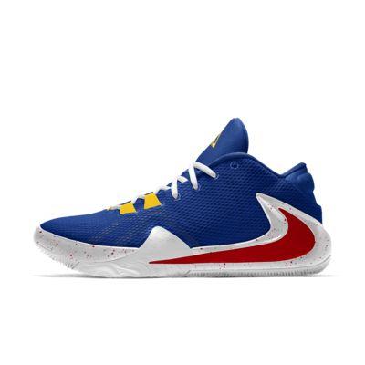 Nike Zoom Freak 1 By You Custom Basketball Shoe