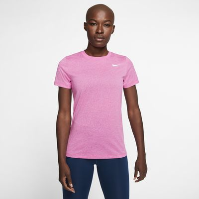 เสื้อยืดเทรนนิ่งผู้หญิง Nike Dri-FIT Legend