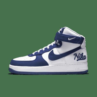Nike Air Force 1 High '07 EMB Men's Shoe. Nike ID