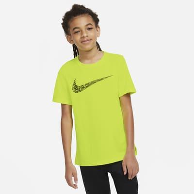 Nike Big Kids' (Boys') Short-Sleeve Training Top