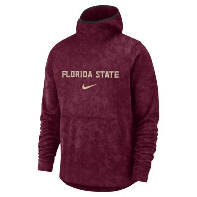 Nike College Dri-FIT Spotlight (Florida State) Men's Pullover Basketball Hoodie