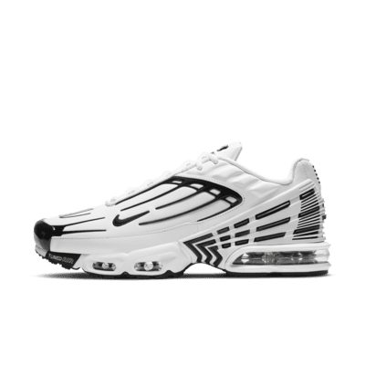 Chaussure Nike Air Max Plus 3 Leather pour Homme
