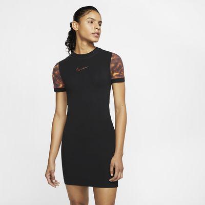 Vestido para mujer Nike Sportswear Essential Tortoise Shell
