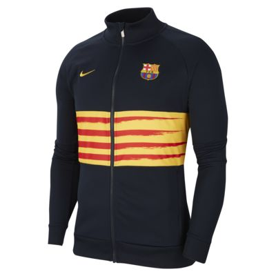 F.C. Barcelona Men's Football Jacket